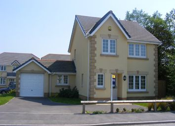 Thumbnail 3 bed detached house to rent in Maes Yr Ysgol, Saron, Ammanford