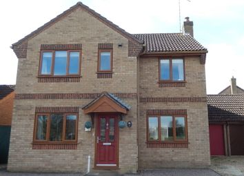 Thumbnail 4 bed detached house for sale in Tattershall Drive, Market Deeping, Peterborough