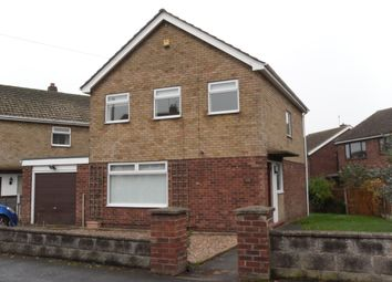 Thumbnail 4 bed detached house to rent in Southridge Crescent, Scunthorpe