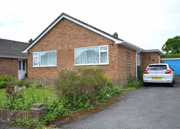 Thumbnail 3 bed detached bungalow for sale in Queens Grove, New Milton