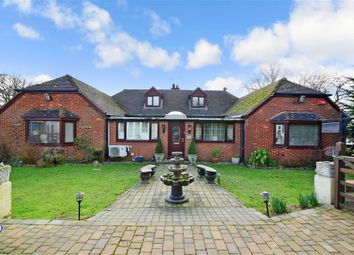 Thumbnail 6 bed bungalow for sale in Sittingbourne Road, Detling, Maidstone, Kent