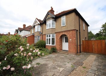 Thumbnail 3 bed semi-detached house for sale in St. Marks Crescent, Maidenhead