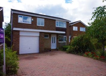 Thumbnail 4 bed detached house for sale in Carthorpe Drive, Billingham