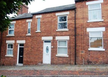 Thumbnail 2 bed terraced house for sale in Wellington Street, Eastwood, Nottingham