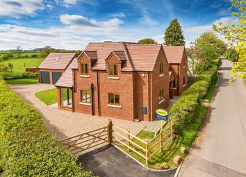 Thumbnail 4 bedroom detached house for sale in The Cottage, Tibberton, Newport