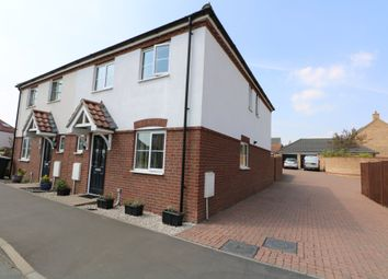 Thumbnail 4 bed semi-detached house to rent in Prince William Way, Diss