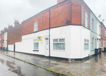 Thumbnail 2 bed terraced house for sale in 165 Vernon Road, Aylestone, Leicester