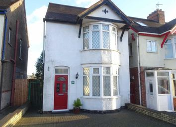 Thumbnail 3 bed detached house for sale in Strathmore Road, Hinckley