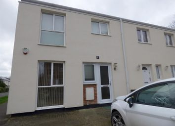 Thumbnail 4 bed property to rent in Fraser Close, Southampton