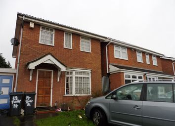 Thumbnail 3 bedroom detached house for sale in Tudor Street, Birmingham