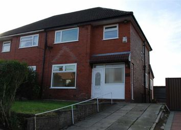 Thumbnail 3 bed semi-detached house for sale in Kirkway, Middleton, Lancs