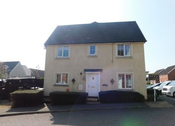 Thumbnail 3 bedroom end terrace house for sale in Phoenix Way, Stowmarket