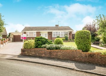Thumbnail 2 bed detached bungalow for sale in Springbank Crescent, Winsford