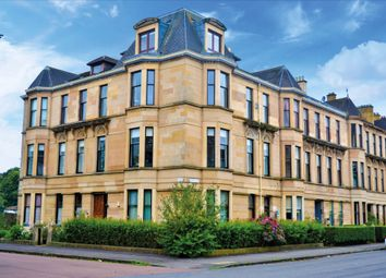 Thumbnail 4 bed flat for sale in Broomhill Terrace, Flat 1/1, Broomhill, Glasgow