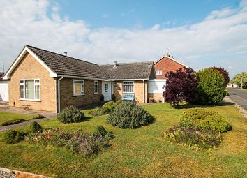 Thumbnail 3 bed detached bungalow for sale in Baker Drive, Burwell