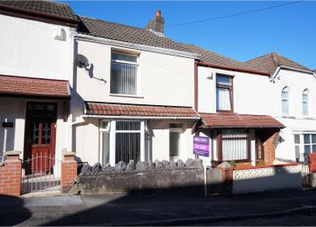 Thumbnail 3 bed terraced house for sale in Fern Street, Cwmbwrla