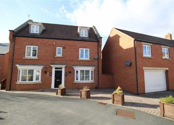 Thumbnail 5 bedroom detached house for sale in Pathfinder Way, Oakhurst, Swindon