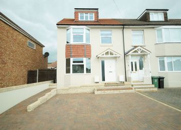 Thumbnail 4 bed end terrace house for sale in Raymond Road, Portsmouth