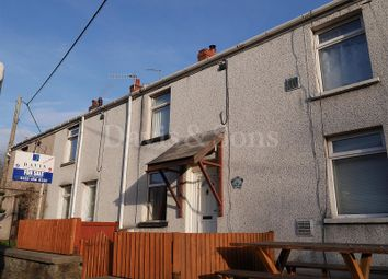 Thumbnail 2 bedroom terraced house for sale in Garn Street, Abercarn, Newport.