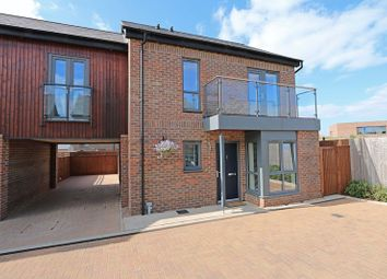 Thumbnail 3 bed detached house for sale in Bardeen Close, Oakgrove, Milton Keynes