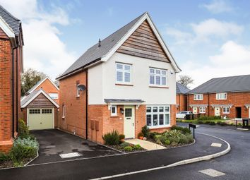 Thumbnail 3 bed detached house for sale in Fleetwood Drive, Aston-On-Trent, Derby