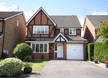 Thumbnail 4 bed detached house to rent in Andalusian Gardens, Whiteley, Fareham