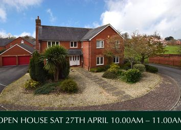 Thumbnail 5 bed detached house for sale in Couper Meadows, Exeter