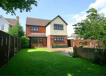 Thumbnail 4 bed detached house for sale in Darnet Road, Tollesbury, Maldon, Essex