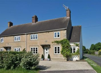 Thumbnail 4 bed semi-detached house for sale in Castle Road, Wootton, Oxfordshire