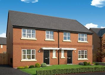 "Thumbnail 4 bed property for sale in ""The Clifton At Willow Park"" at Thirlmere Drive, Middleton, Manchester"