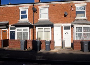 Thumbnail 2 bed terraced house to rent in Preston Road, Hockley, Birmingham
