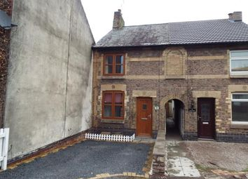 Thumbnail 2 bed terraced house for sale in Trehearn Cottage, Broughton Road, Stoney Stanton, Leicestershire