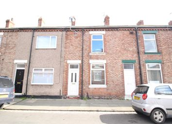 Thumbnail 2 bed terraced house for sale in Grasmere Road, Darlington