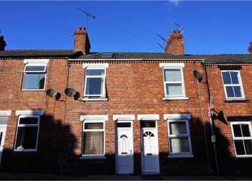 Thumbnail 3 bedroom terraced house for sale in Queen Victoria Street, York