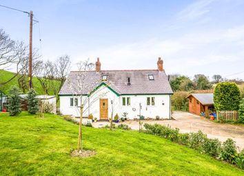 Thumbnail 3 bed detached house for sale in Mold Road, Bodfari, Denbigh, Denbighshire