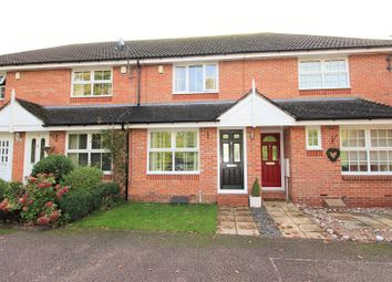 Thumbnail 2 bed terraced house for sale in Hill Place, Goffs Park Road, Crawley, West Sussex.
