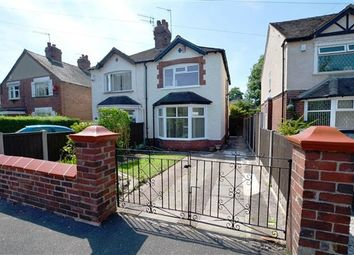 Thumbnail 2 bed semi-detached house for sale in St Georges Avenue West, Wolstanton, Newcastle-Under-Lyme
