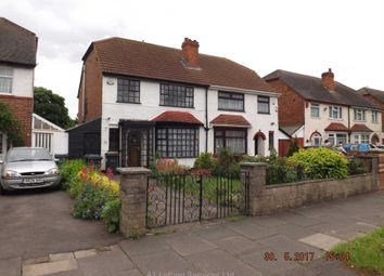 Thumbnail 3 bedroom semi-detached house to rent in Newbridge Road, Birmingham