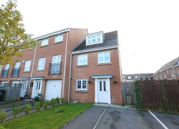 Thumbnail 3 bed property for sale in Cosgrove Court, High Heaton, Newcastle Upon Tyne