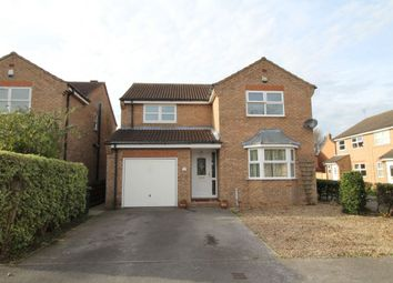 Thumbnail 4 bedroom detached house for sale in Old Farm Way, Brayton, Selby