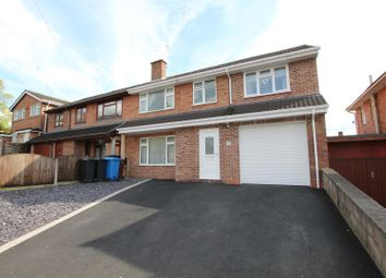 Thumbnail 5 bed semi-detached house for sale in Heath Road, Stapenhill, Burton-On-Trent