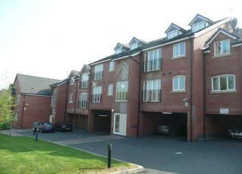 Thumbnail 1 bed flat to rent in Charles Warren Close, Rugby