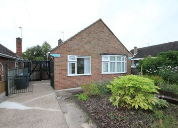 Thumbnail 2 bedroom detached bungalow to rent in Portland Close, Mickleover, Derby