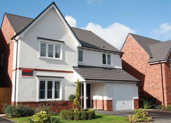 Thumbnail 5 bed detached house to rent in The Oaks, Davenham