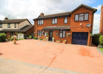 Thumbnail 5 bed detached house for sale in Cayenne Park, Woodhall Park, Swindon
