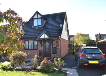 Thumbnail 1 bed mews house for sale in The Larches, Newport