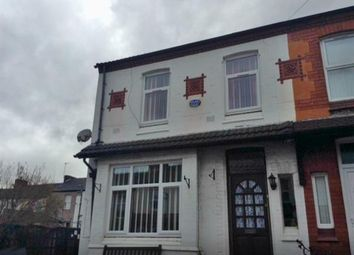Thumbnail 4 bed semi-detached house to rent in Sherlock Lane, Wallasey