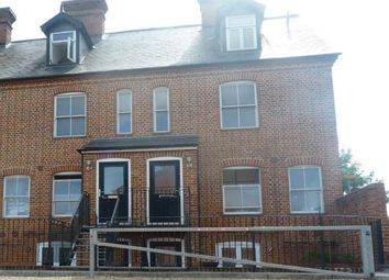 Thumbnail 2 bed flat to rent in High Street, Haverhill, Suffolk