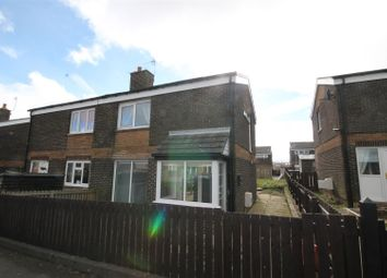 Thumbnail 2 bed end terrace house for sale in Wareham Way, Sunnybrow, Crook
