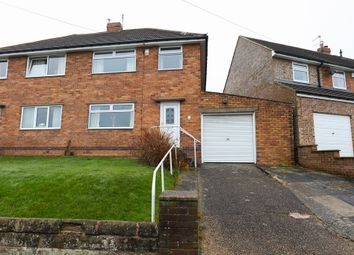 Thumbnail 3 bed semi-detached house for sale in Charnock Dale Road, Sheffield